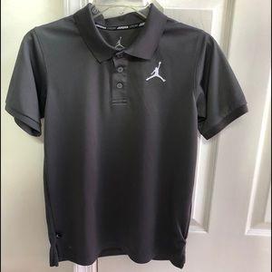 Jordan Dri-Fit Boys basketball shirt